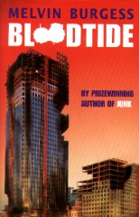 Bloodtide book cover
