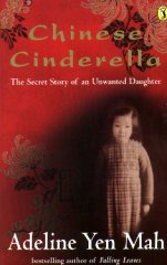 Chinese Cinderella book cover
