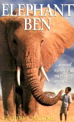 Elephant Ben book cover