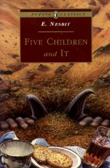 Five Children and It book cover