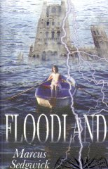Floodland book cover