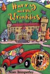 Harry and the Wrinklies book cover