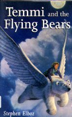 Temmi and the Flying Bears book cover