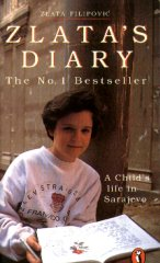 Zlata's Diary book cover