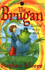 The Brugan book cover