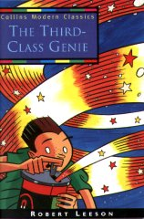 The Third-Class Genie book cover