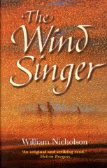 The Wind Singer book cover