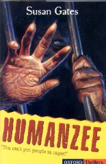 Humanzee book cover