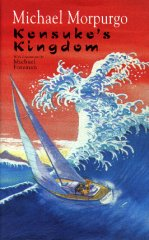 Kensuke's Kingdom book cover