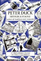 Peter Duck book cover