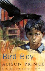 Bird Boy book cover