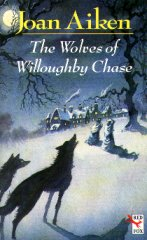The Wolves of Willoughby Chase book cover