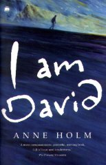 I Am David book cover