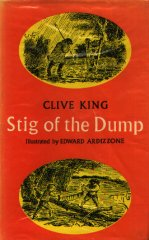 Stig of the Dump book cover