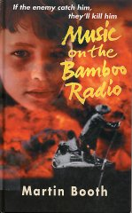 Music on the Bamboo Radio book cover