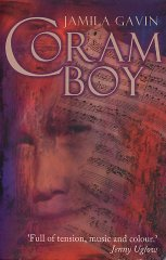 Coram Boy book cover