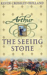 Arthur: The Seeing Stone book cover
