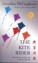 The Kite Rider book cover