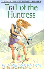 Trail of the Huntress book cover