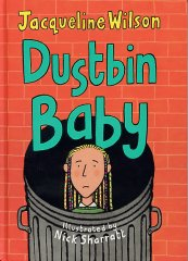 Dustbin Baby book cover