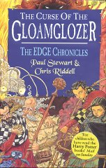 The Curse of the Gloamglozer book cover