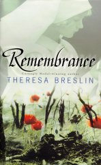 Remembrance book cover