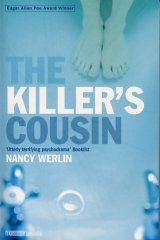 The Killer's Cousin book cover