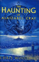 The Haunting of Alaizabel Cray book cover