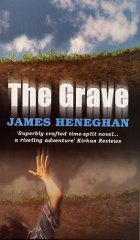 The Grave book cover