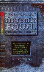 Artemis Fowl: the Arctic Incident book cover