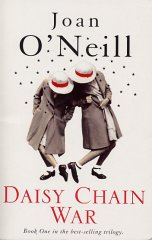 Daisy Chain War book cover