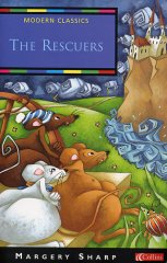 The Rescuers book cover