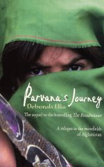 Parvana's Journey book cover