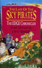 The Last of the Sky Pirates book cover
