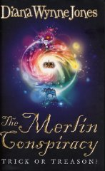 The Merlin Conspiracy book cover
