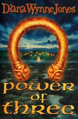 Power of Three book cover