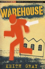 Warehouse book cover