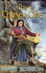 The Chosen One book cover