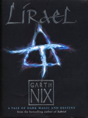 Lirael book cover