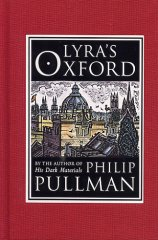 Lyra's Oxford book cover