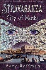 Stravaganza: City of Masks book cover
