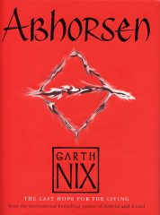 Abhorsen book cover