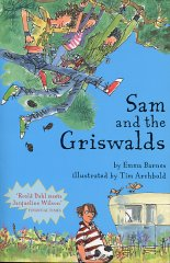 Sam and the Griswalds book cover