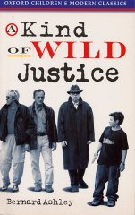 A Kind of Wild Justice book cover