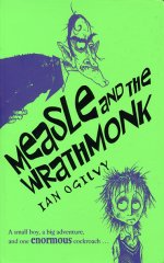 Measle and the Wrathmonk book cover