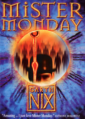 Mister Monday book cover