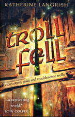 Troll Fell book cover