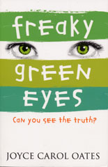 Freaky Green Eyes book cover