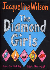 The Diamond Girls book cover