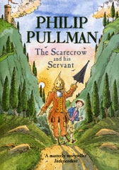 The Scarecrow and his Servant book cover